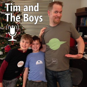 Tim and The Boys Image - Small